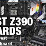 Best z390 Motherboard 2021