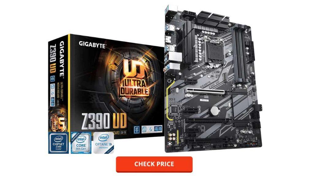 best gaming motherboard for i9 9900k