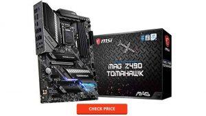 z490 tomahawk motherboard