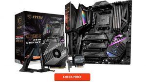 EATX Msi 570 Godlike Motherboard