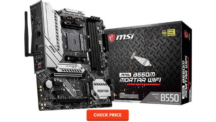 est Gaming M-Atx motherboard