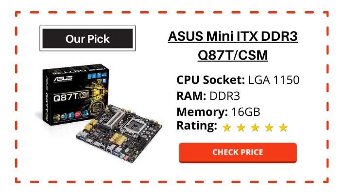 Best DDR3 Motherboard