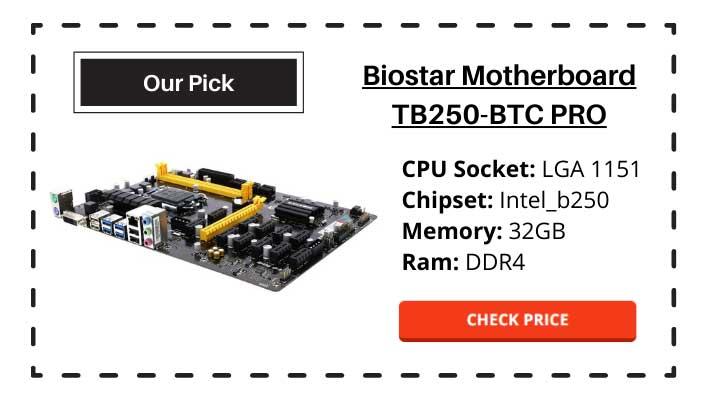 good mining motherboard