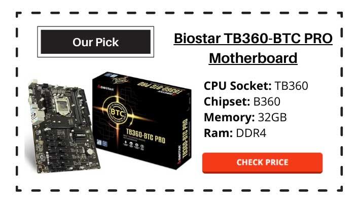 Biostar TB 360 BTC PRO