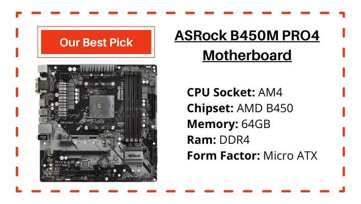 Best B450 Motherboard for Ryzen 7 3700X