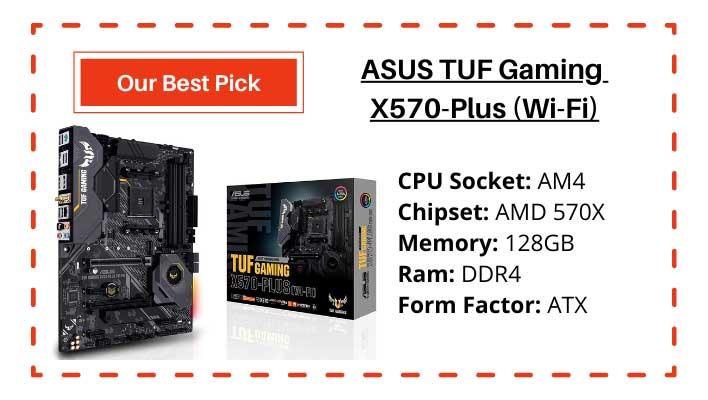 best ryzen 3700x gaming motherboard