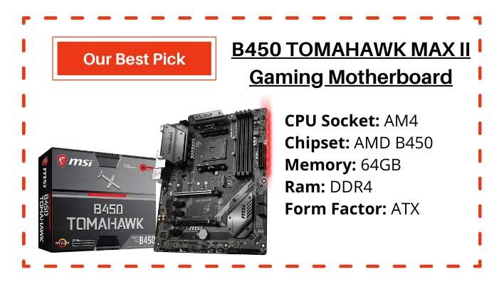 B450 TOMAHAWK MAX II