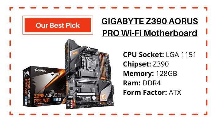 Z390 AORUS PRO WIFI Motherboard